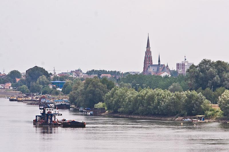 Pogled prema gradu  Foto: steam  Ključne riječi: pampas most