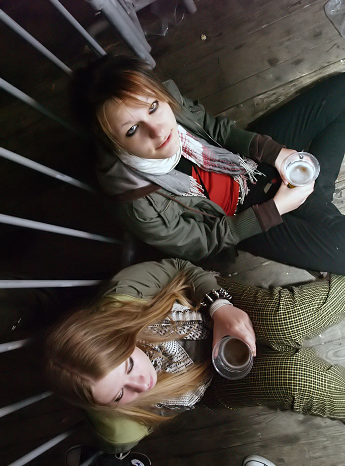 Belfast Food i Psihomodo Pop  Foto: zuhra  Ključne riječi: jesen_uz_osjecko dani_piva belfast_food psihomodo_pop