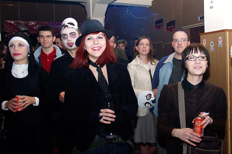 Foto: Jasmina Gorjanski  Ključne riječi: halloween noc_vjestica