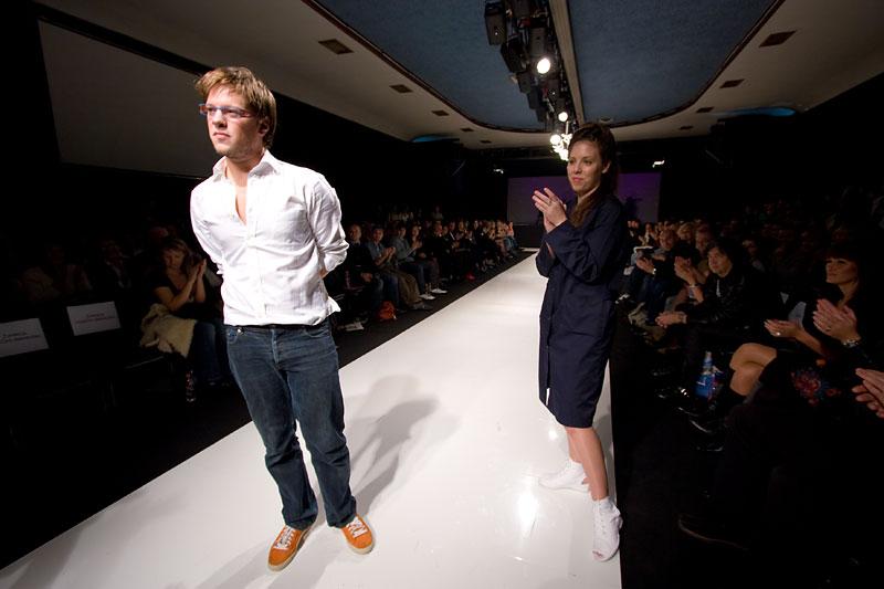 Pobjednik Juraj Zigman  Foto: steam  Ključne riječi: ofi fashion_incubator fashion_sweetness