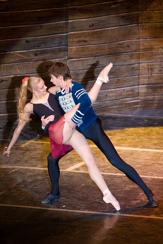 Carmen & Bolero  Foto: steam  Ključne riječi: balet carmen bolero ruski carski