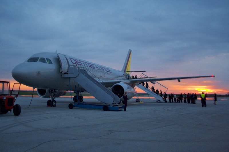 Germanwings  Foto: cacan  Ključne riječi: zlo aerodrom avion germanwings