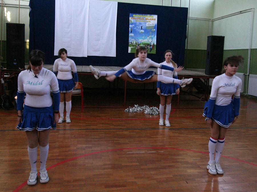 Kolonija mladih, Ernestinovo 2008.  Foto: Zuhra
