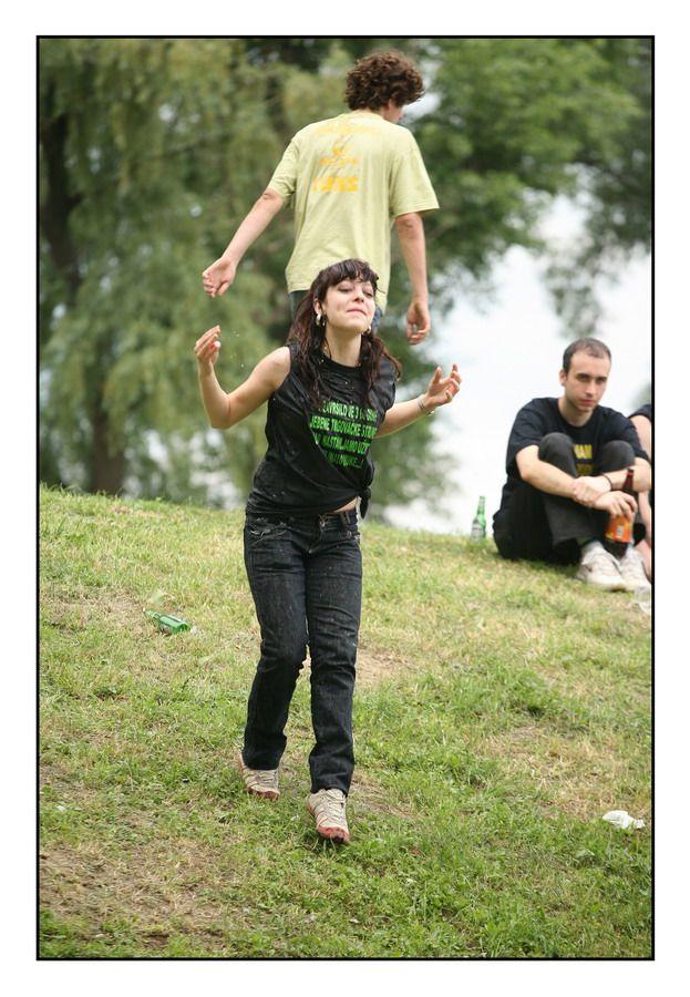 Maturanti, norijada, quadrilla 2008.  foto: sikki  Ključne riječi: maturanti norijada quadrilla 2008