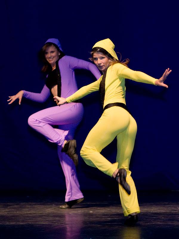 Plesni studio Shine  Foto: steam  Ključne riječi: Plesni studio Shine ples