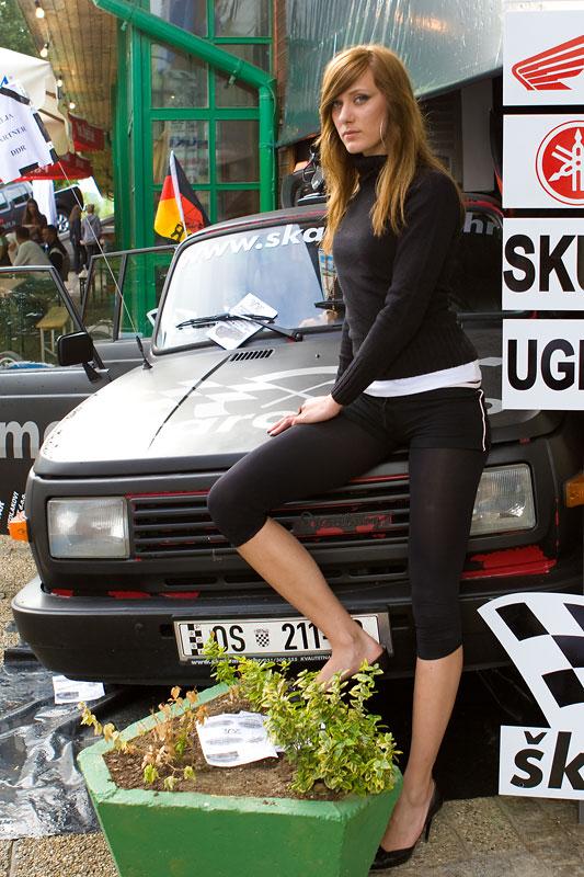 Motomobil 2008., Osijek  Foto: steam  Ključne riječi: Motomobil