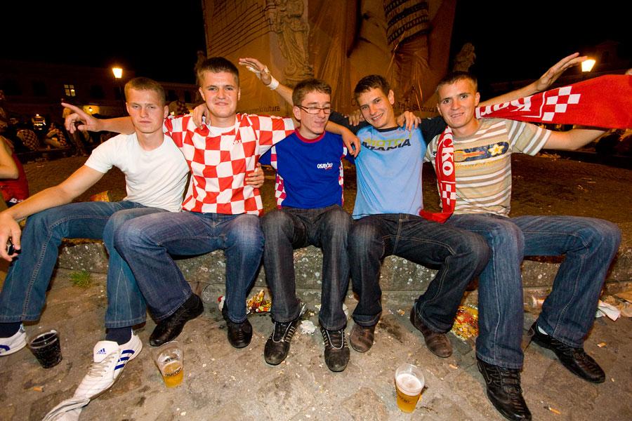 Utakmica Hrvatska-Turska  Foto: steam