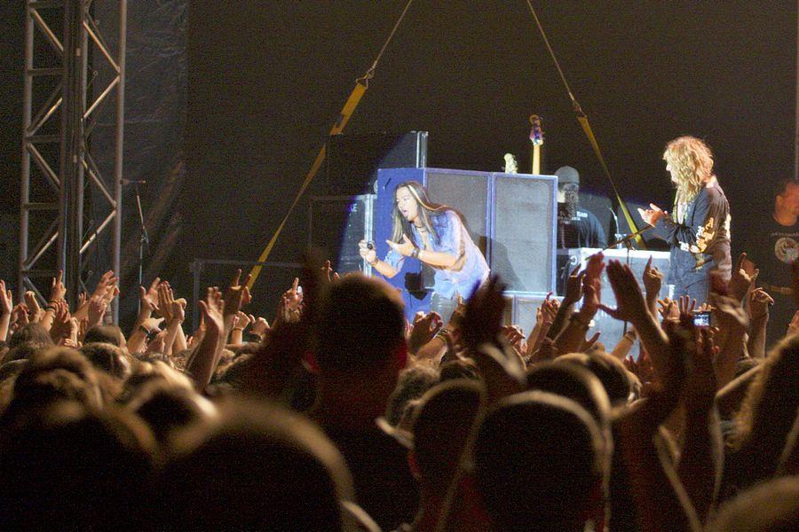 Whitesnake  Foto: cacan  Ključne riječi: Whitesnake koncert