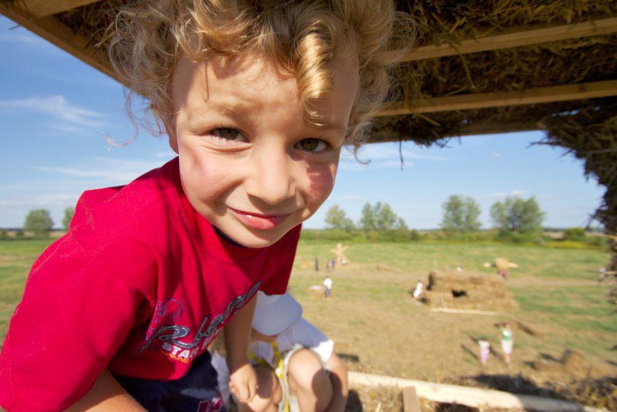 Slama 2008.  Foto cacan