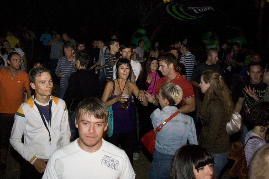Green Island Electronic Festival 2008.  Foto: zeros  Ključne riječi: green-island-electronic-festival
