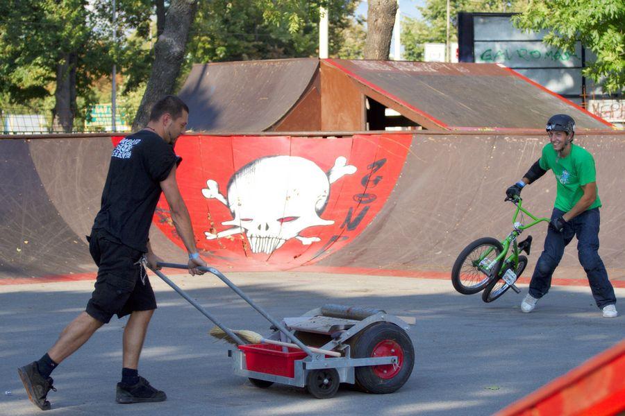 Vida's best trick!  Foto: cacan  Ključne riječi: pannonian challenge pannonian2008