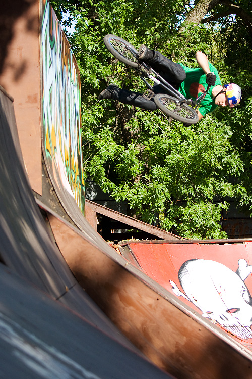 Wall ride  Foto: debenc  Ključne riječi: pannonian challenge pannonian2008
