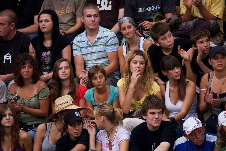 Publika  Foto: debenc  Ključne riječi: pannonian challenge pannonian2008