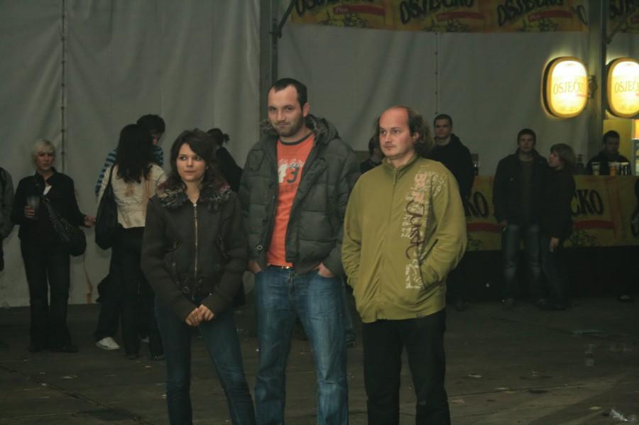 Soulfingers  Foto: Isis  Ključne riječi: jesen osjecko soulfingers