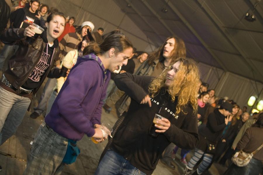Soulfingers  Foto: zeros  Ključne riječi: jesen osjecko soulfingers
