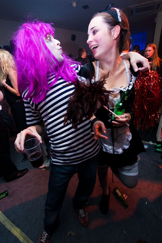 Halloween 2008  Foto: steam  Ključne riječi: halloween halloween2008