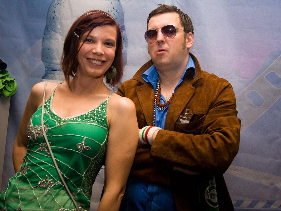 Hennessy 70s Fashion Party  Foto: steam  Ključne riječi: ofi ofi2008 fashion-incubator fashion-movie