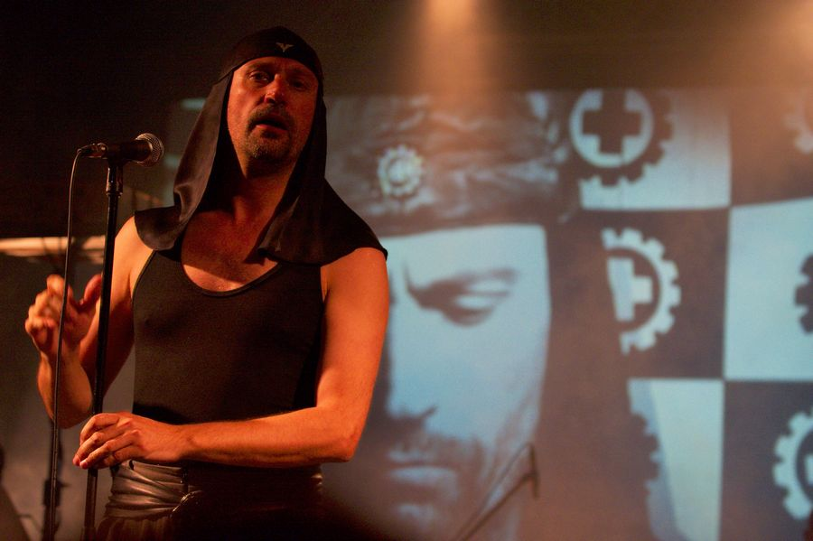 Laibach  Foto: cacan  Ključne riječi: laibach