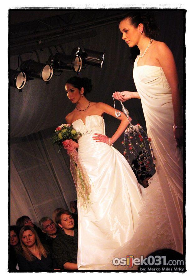 Sajam vjenčanja  Foto: Marko Milas Mrky  Ključne riječi: sajam vjencanja vjencanice