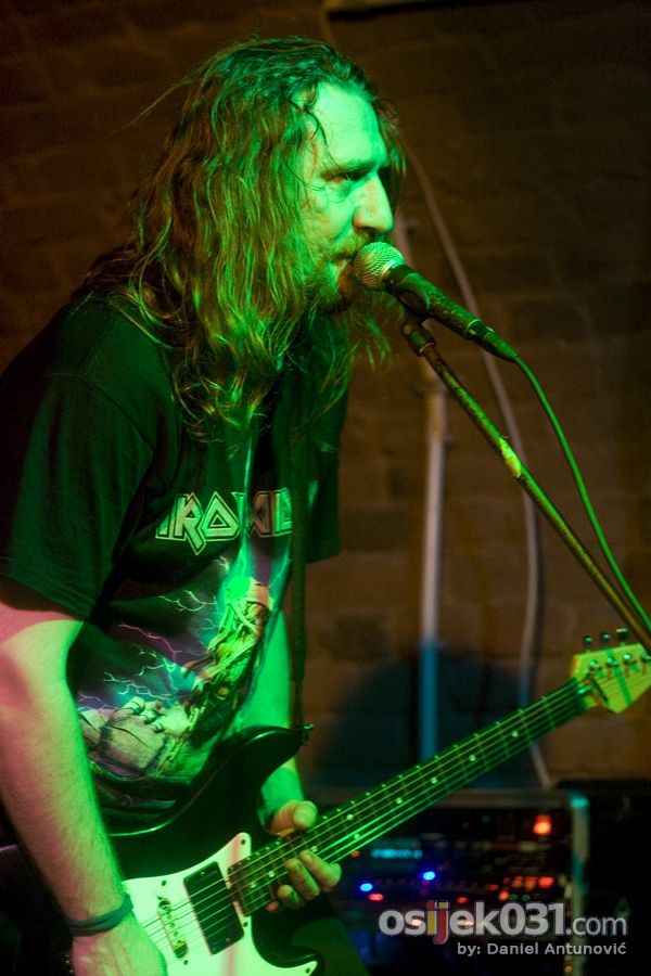 Mini Teatar: Iron Maiden Tribute Band  Foto: Daniel Antunović  Ključne riječi: iron-maiden tribute band