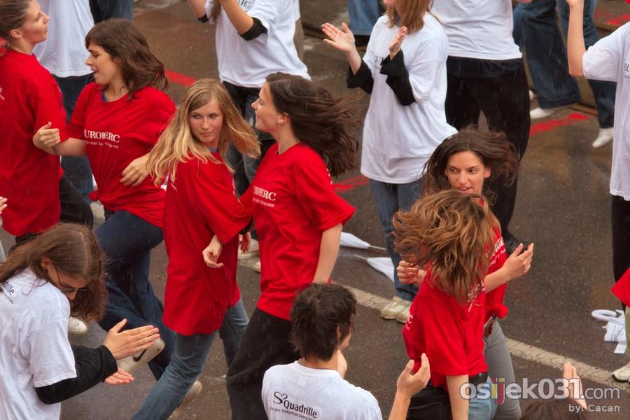 Quadrilla 2010.  Foto: cacan