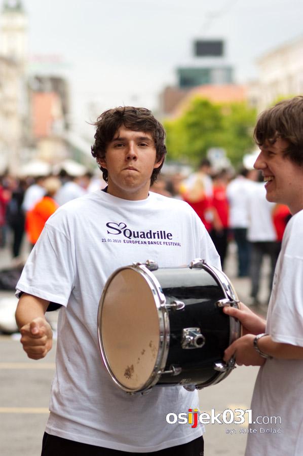 Quadrilla 2010.  Foto: Ante Delač