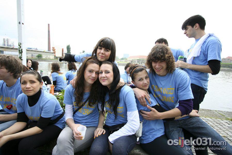 Norijada - maturanti 2010.  Foto: Daniel Antunovic