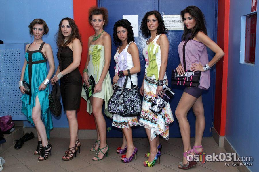 Modna revija  Foto: Igor Košćak  Ključne riječi: modna-revija