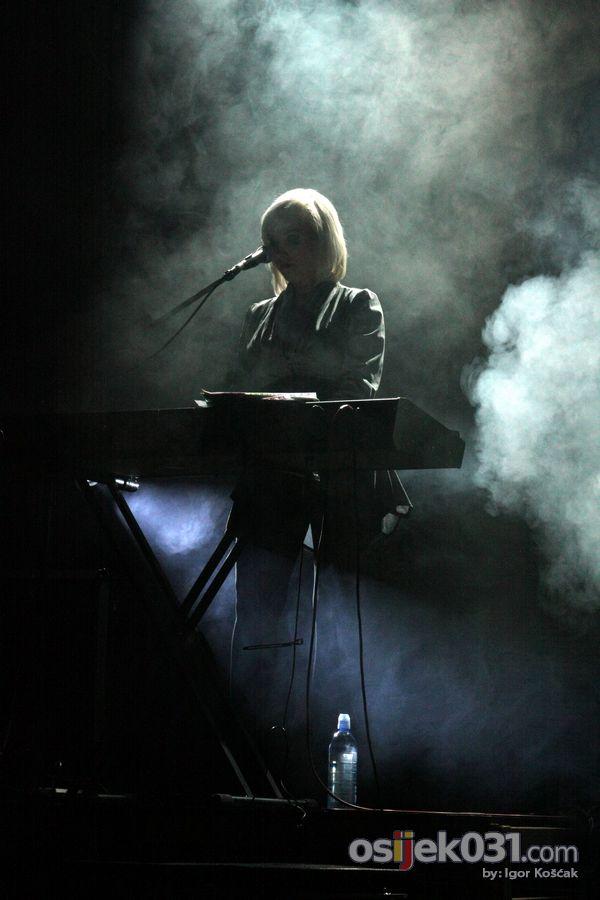 Plavi Orkestar  Foto: Igor Košćak  Ključne riječi: plavi orkestar
