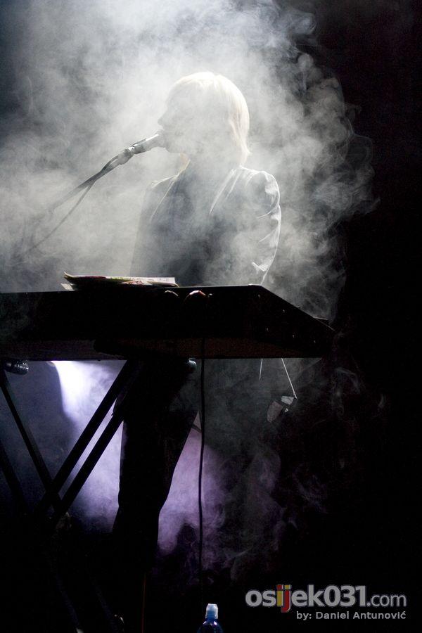 Plavi Orkestar  Foto: Daniel Antunović  Ključne riječi: plavi orkestar