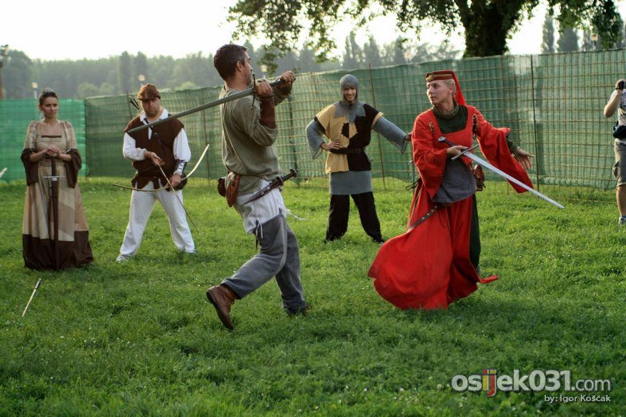 Viteški grad  Foto: Igor Košćak  Ključne riječi: tvrdjafest vitezovi viteski-grad