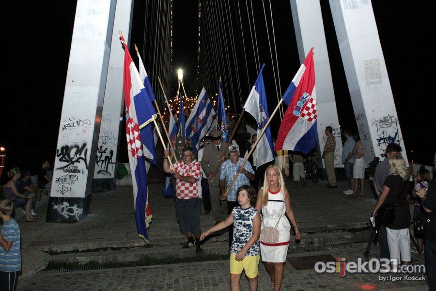 Dan pobjede i domovinske zahvalnosti  Foto: Igor Košćak  Ključne riječi: dan-domovinske-zahvalnosti