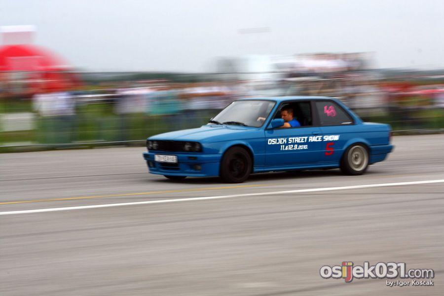 Street Race Show 2010. [No_5]  Foto: Igor Košćak