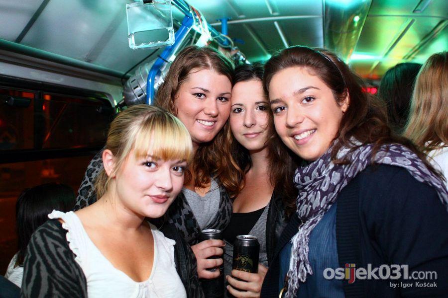 Tramvaj party portala Osijek031.com  Foto: Igor Košćak