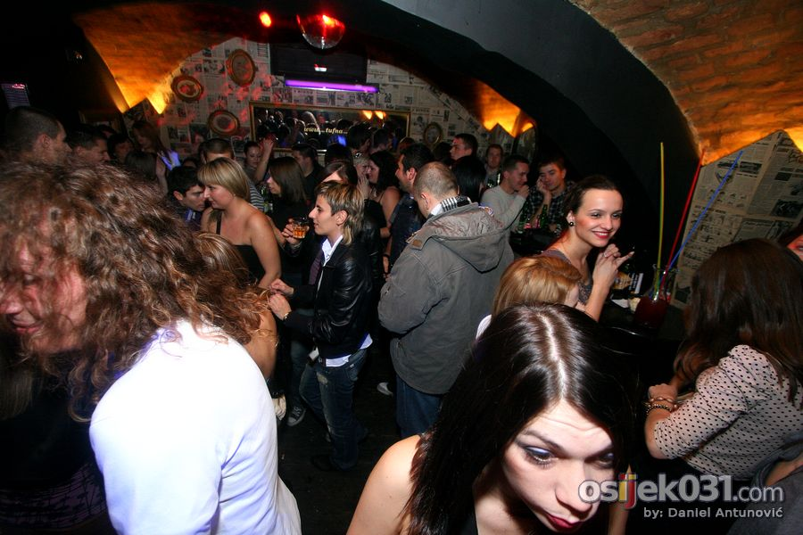 Club Tufna  Foto: Daniel Antunović