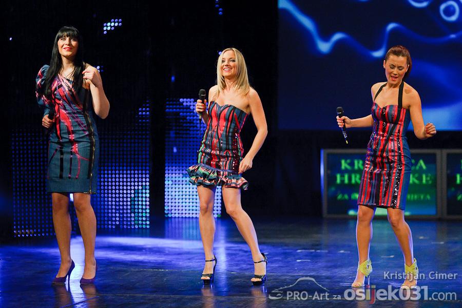 Izbor za Kraljicu Hrvatske 2010.  Foto: Kristijan Cimer [Pro-Art]