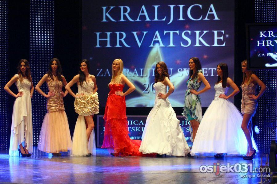 Izbor za Kraljicu Hrvatske   Foto: Igor Košćak