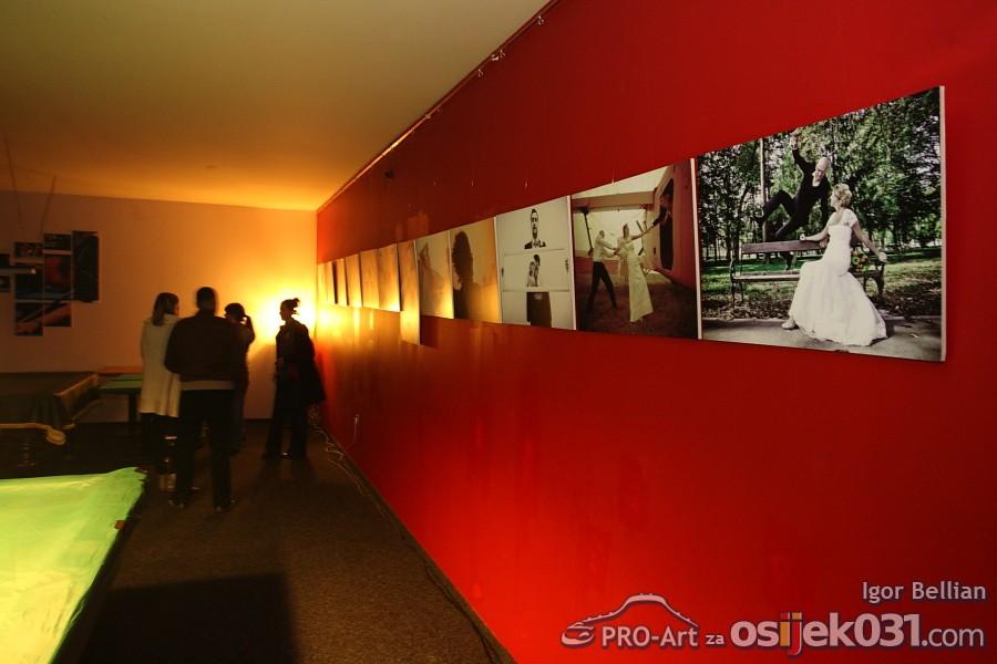 Izložba svadbenih fotografija Marina Franova  Foto: Igor Bellian [Pro-Art]