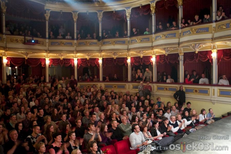 Noć kazališta 2010.  Foto: Ivica Glavaš [Pro-Art]