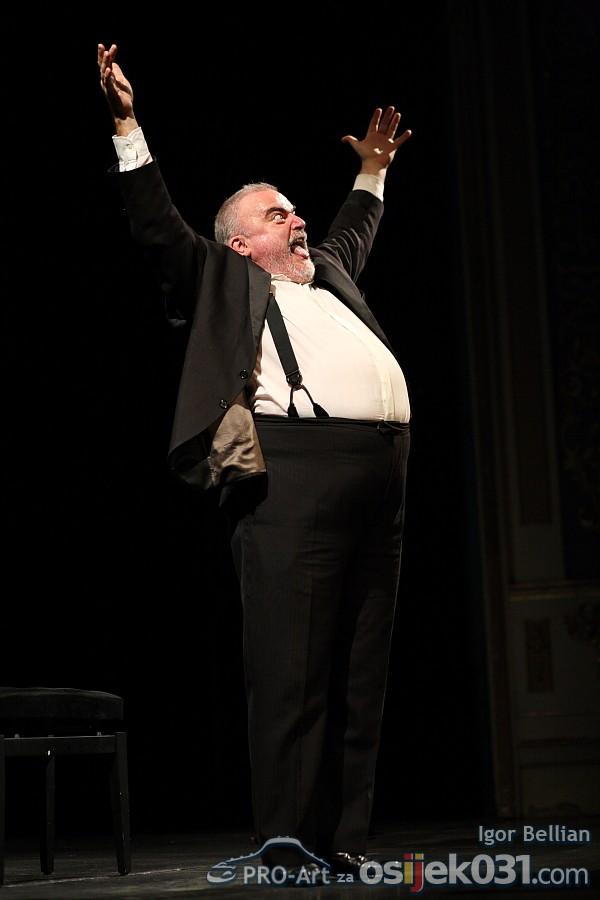 Noć kazališta 2010.  Foto: Igor Bellian [Pro-Art]