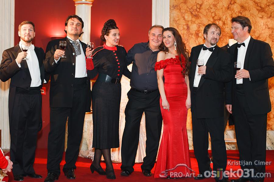 Noć kazališta 2010.  Foto: Kristijan Cimer [Pro-Art]