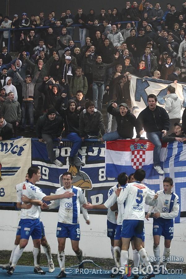NK Osijek - NK Cibalia  Foto: Igor Bellian [Pro-Art]