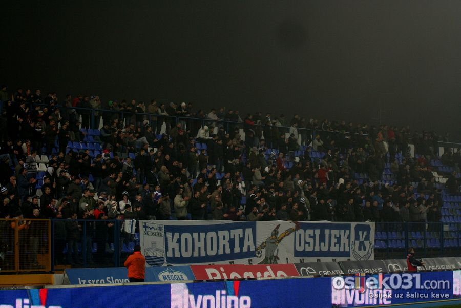 NK Osijek - NK Cibalia  Foto: Hrvoje Knežević