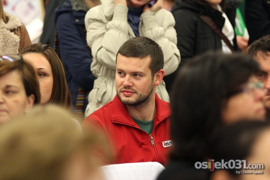 Sajam vjencanja Osijek 2013. [nedjelja]  Foto: Dino Spaic