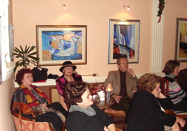 Večer poezije  Photo: Gemi  Ključne riječi: osijek waldinger vecer poezije
