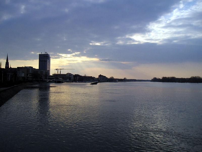 Drava kao Dunav  Photo: 42  Ključne riječi: osijek drava