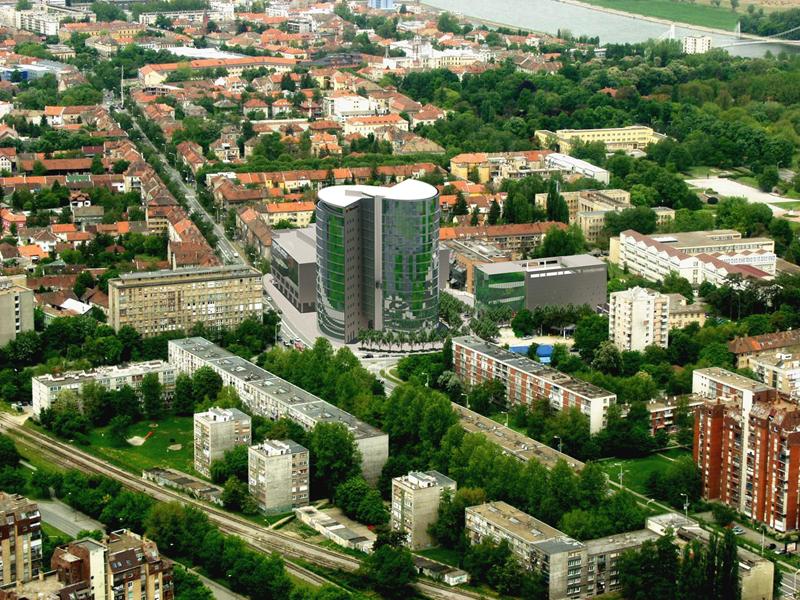 Eurodom, Osijek  Ključne riječi: eurodom