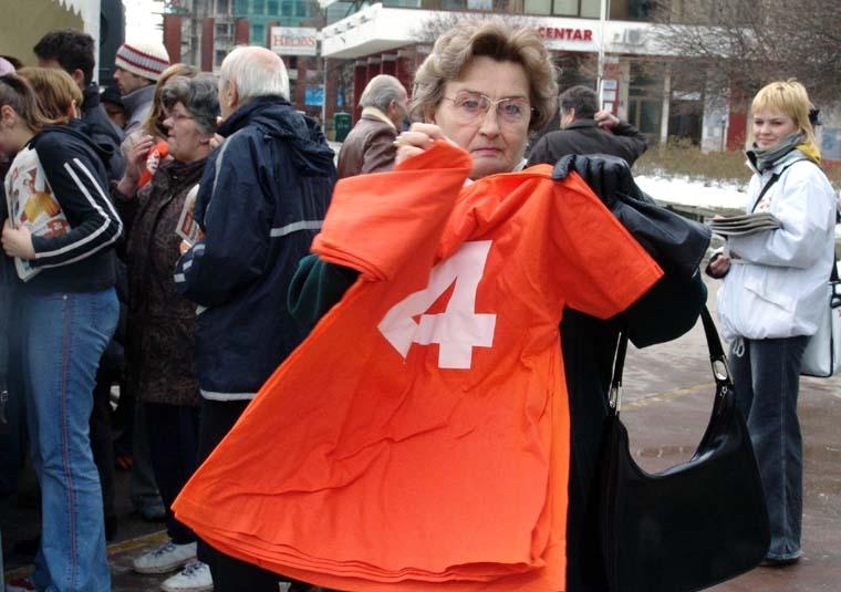 Opći kaos za majicama   photo: Ana Kiefer