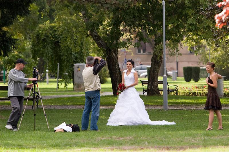 Fotosession u parku  Foto: steam  Ključne riječi: park mlada foto_session steam
