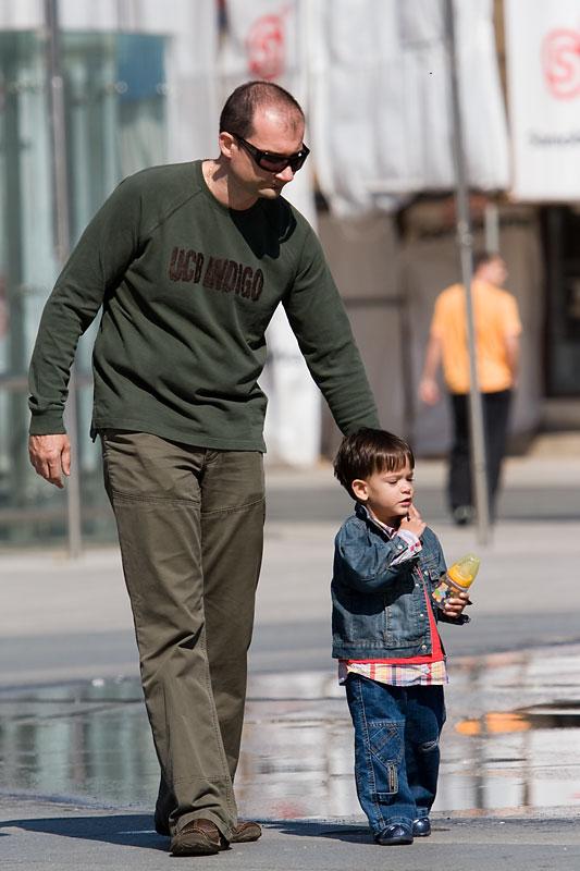 Otac i sinčić  Foto: steam  Ključne riječi: roditeljstvo